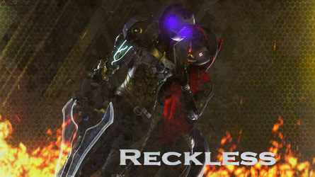 We are the Reckless by WyldFyr56