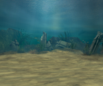 Sea Bed by Roy3D