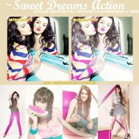 Sweet Dreams Action by PartyWithTheStars