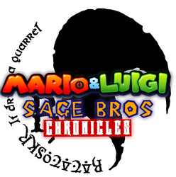 Mario and Luigi SageBros Chronicles Logo by RockMan6493