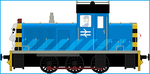 Brian the Diesel Shunter by Galaxy-Afro