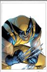Wolverine 305 Cover By Markmorales by Javilaparra