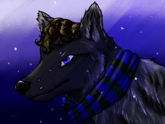 Another wolf by Steampunk-Lark