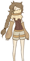 Lil Wood Rookie .: Adoptable Closed:. by Ask-TheKingofGames