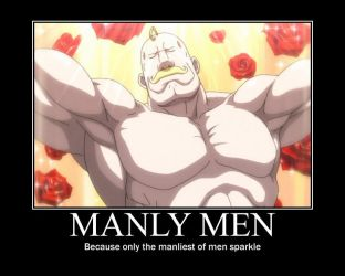 Manly Men by Darkmuraden