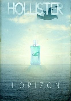 Horizon Advertisement by StratocasterUK