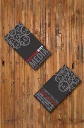 247Media Business Card by NikonD50