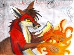 The Fire Within by CatBeast17