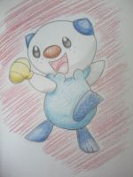 Oshawott's shell by XSlappyTheDummyX