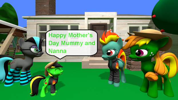Happy Mothers Day 2018 by Out-Buck-Pony
