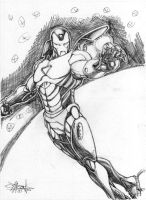 IRONMAN by DCON