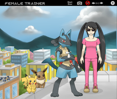 PkmnTrainer 001 by TheCreeperGamer78