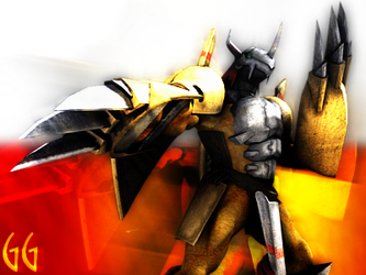 Wargreymon Sig by GravelordGrievy