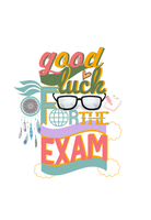 Good luck for exam - Typography by KerosHyun
