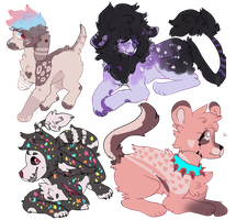 adopts (cheap ish) by wqlf