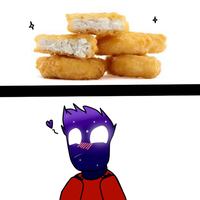 Nuggets With Meme Sauce by Rookie-Snookie