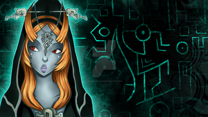 Midna by HorrorPillow