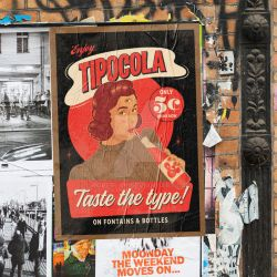 Tipocola Poster Alternative by roberlan