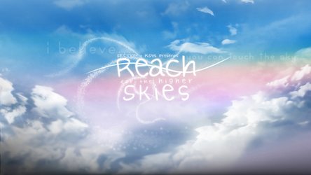 [Cover Art] Reach For The Higher Skies (Remake) by Axection