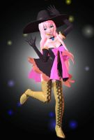 Luka Witch DT by Danthrox