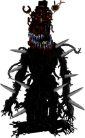 Molten Freddy.exe(full Body) by shadowNightmare13