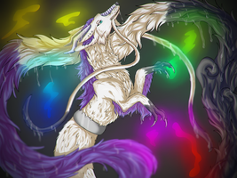 Power of Colors ~ + SPEEDPAINT by Fichtiilicious