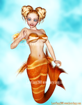Mermaid Gal by LacyAnn