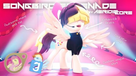 [DL] Songbird Serenade (Sia) by AeridicCore