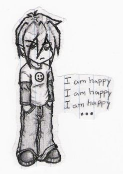 Happy on the Inside by InAbsentia