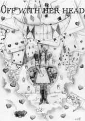 alice in wonderland by duncantje