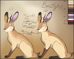 Bently Reference Sheet 2016 by MooshieMoo