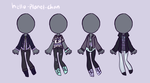 [outfit set] - DestroyedChildhood by hello-planet-chan