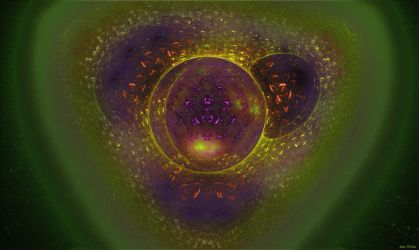 TOXZEN  CorRupteD Warp Bubble by phlud