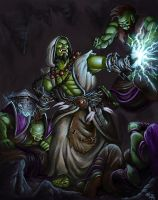 Thrall by teriopi