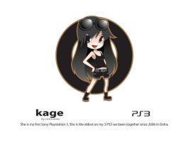 Kage - PS3 by yourcris