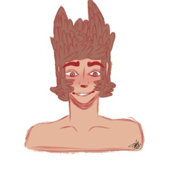 Bored doodle of tord (read description) by 123mangle321