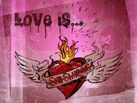 Love Is... by sithstemple