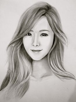 SNSD Jessica Jung by denisegan