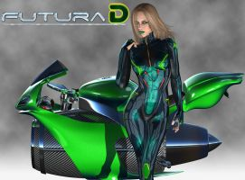 Futura D by shaft73