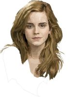 Hermione by daalbus