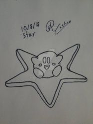 Day 8: Star by RodCaster