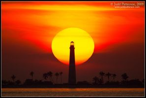 The Sun Drops by juddpatterson