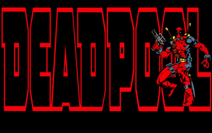 Deadpool Circle Chase Wallpapr by tootalltony