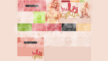 Premade ft. Miley Cyrus by Kate-Mikaelson
