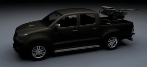HILUX by rOEN911