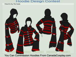I would buy this hoodie2.2 by FatNerdFactory