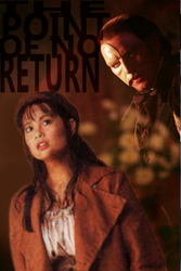 Point of No Return Book Cover by FantasticalWonder