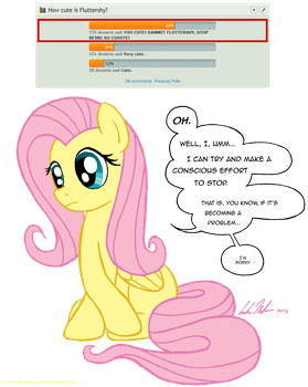 Too Cute..? by RedApropos