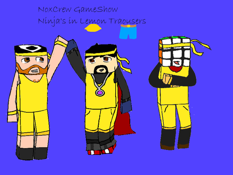 Ninjas in Lemon Trousers by Vulasaur on DeviantArt