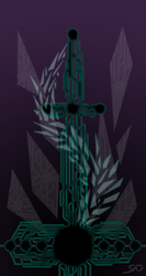Circuit Sword by SanMiguelDark